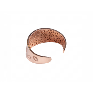 LIP BANGLE ROSE GOLD VERMEIL