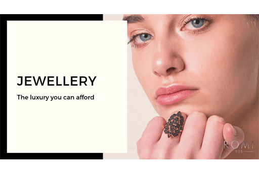 Jewellery – the luxury you can afford